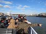 Begeleide boottochten voor Brusselse scholen