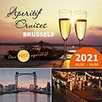 Aperitif cruises Brussels
