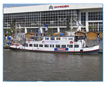 Cruises in Brussels from 01/05 till 31/10/2015