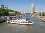 Boat tours in Brussels - spring & summer 2016