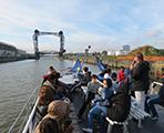 Begeleide boottochten voor Brusselse scholen 2017