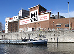 Discover the MIMA Museum<br>+ Waterbus or boat tour through Brussels